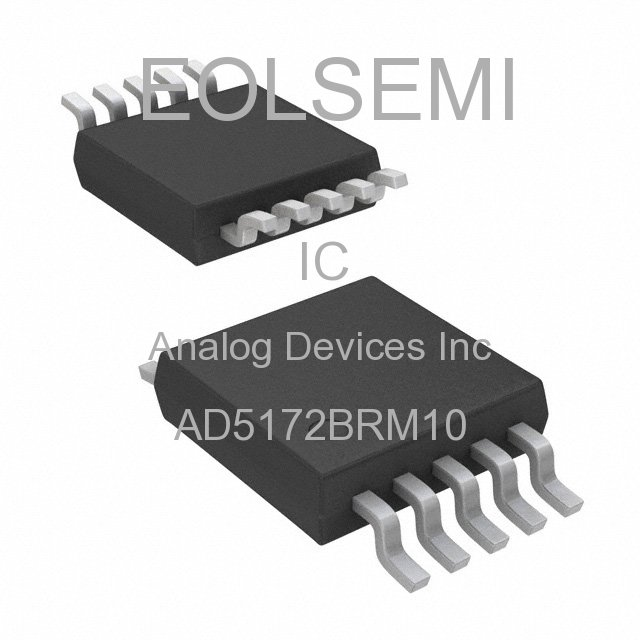 AD5172BRM10 - Analog Devices Inc - IC