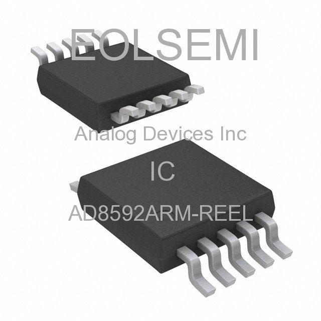 AD8592ARM-REEL - Analog Devices Inc - IC