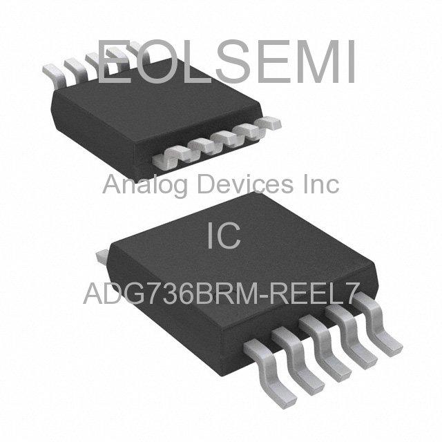 ADG736BRM-REEL7 - Analog Devices Inc - IC