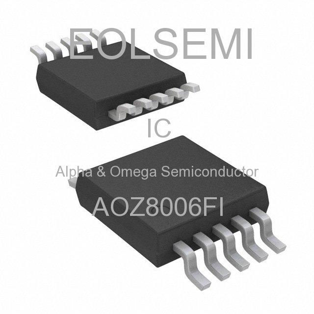 AOZ8006FI - Alpha & Omega Semiconductor