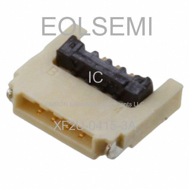 XF2U-0415-3A - OMRON Electronic Components LLC