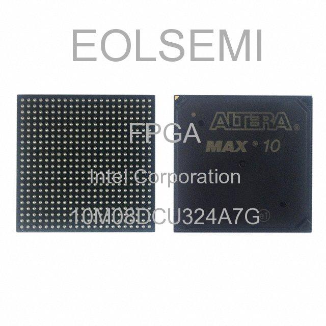 10M08DCU324A7G - Intel Corporation -