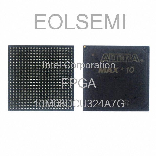 10M08DCU324A7G - Intel Corporation - FPGA