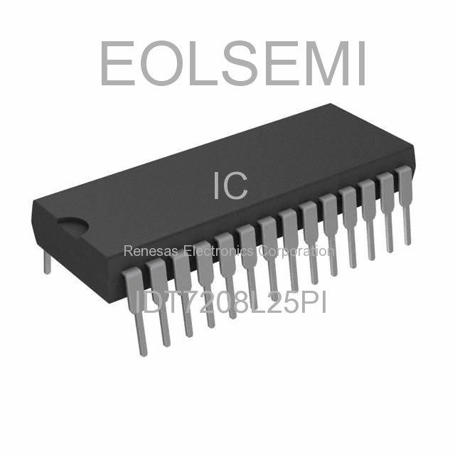 IDT7208L25PI - Renesas Electronics Corporation