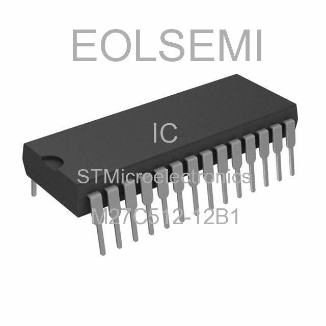 M27C512-12B1 - STMicroelectronics