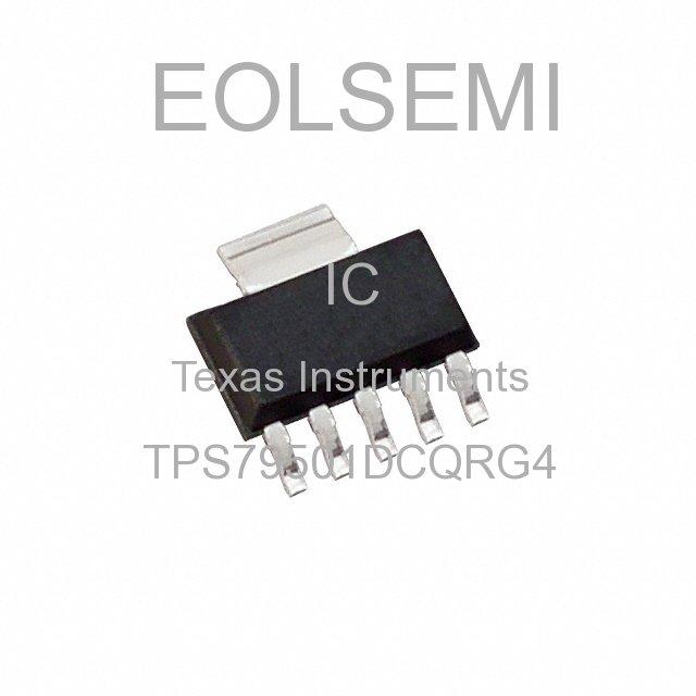 TPS79501DCQRG4 - Texas Instruments