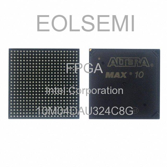 10M04DAU324C8G - Intel Corporation