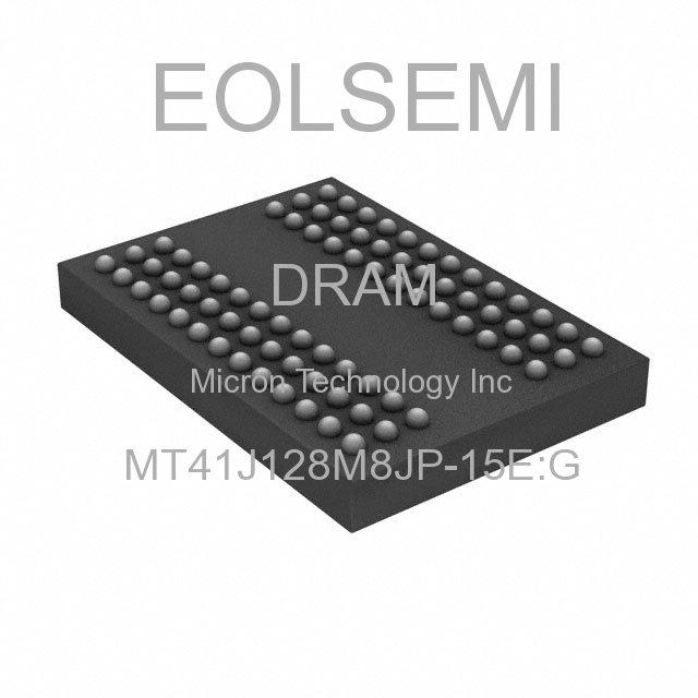 MT41J128M8JP-15E:G - Micron Technology Inc