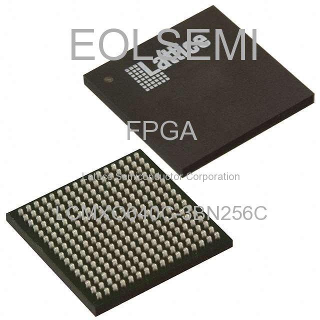 LCMXO640C-3BN256C - Lattice Semiconductor Corporation