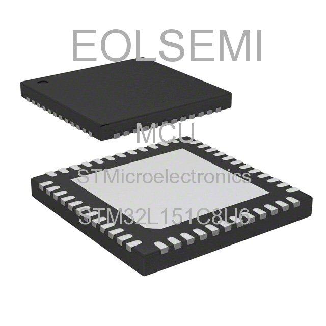 STM32L151C8U6 - STMicroelectronics