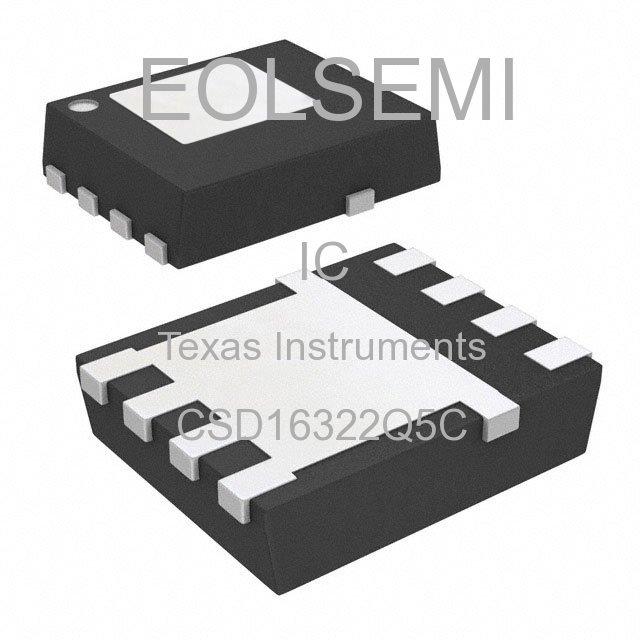 CSD16322Q5C - Texas Instruments
