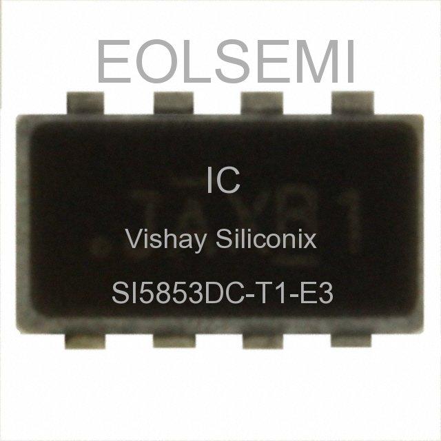 SI5853DC-T1-E3 - Vishay Siliconix