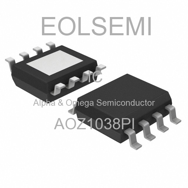 AOZ1038PI - Alpha & Omega Semiconductor - IC