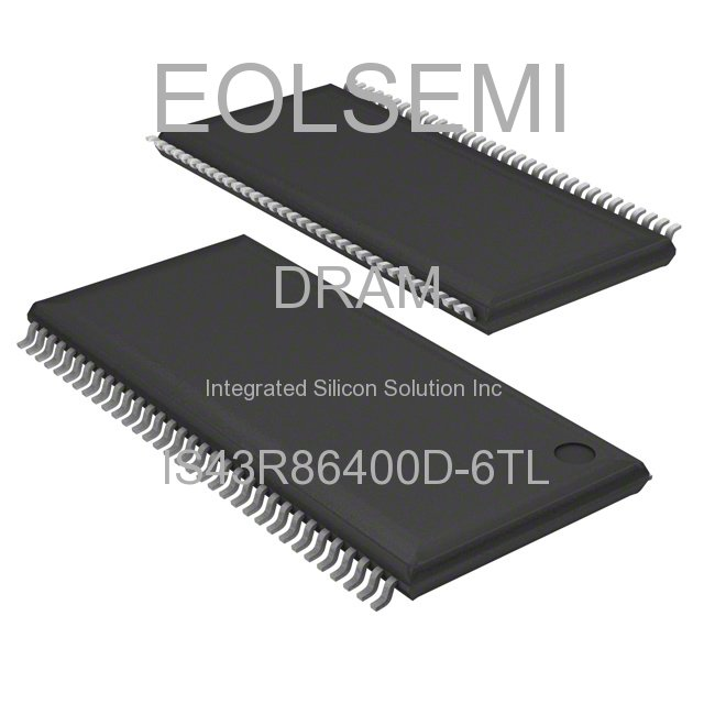 IS43R86400D-6TL - Integrated Silicon Solution Inc