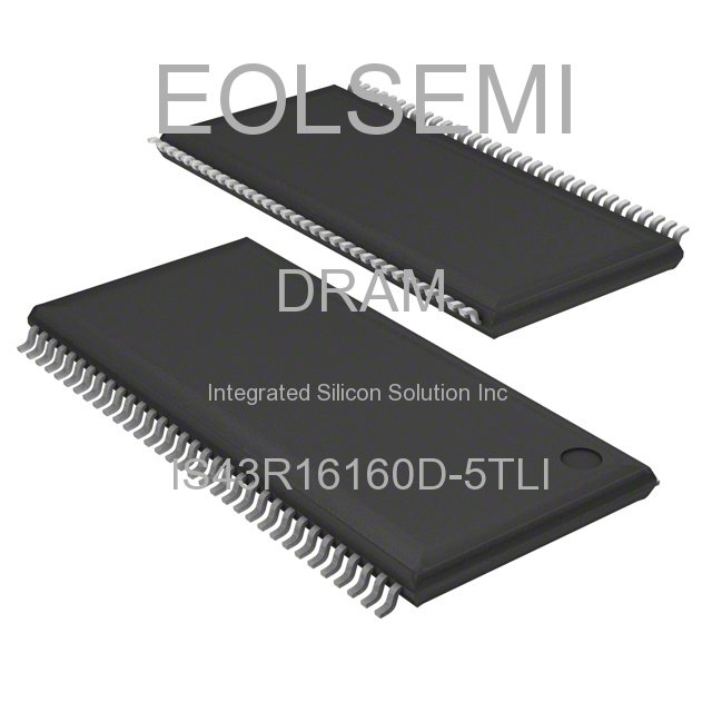 IS43R16160D-5TLI - Integrated Silicon Solution Inc