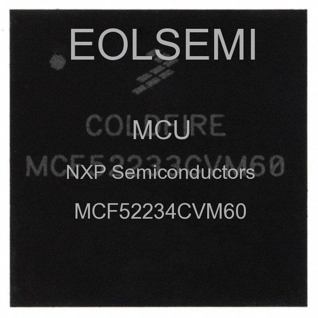 MCF52234CVM60 - NXP Semiconductors