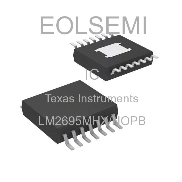 LM2695MHX/NOPB - Texas Instruments