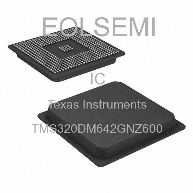 TMS320DM642GNZ600 - Texas Instruments