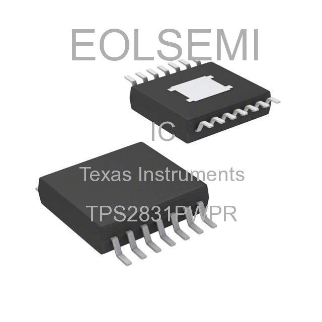 TPS2831PWPR - Texas Instruments