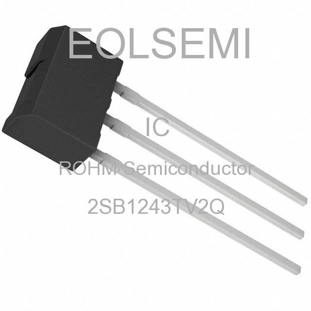 2SB1243TV2Q - ROHM Semiconductor -
