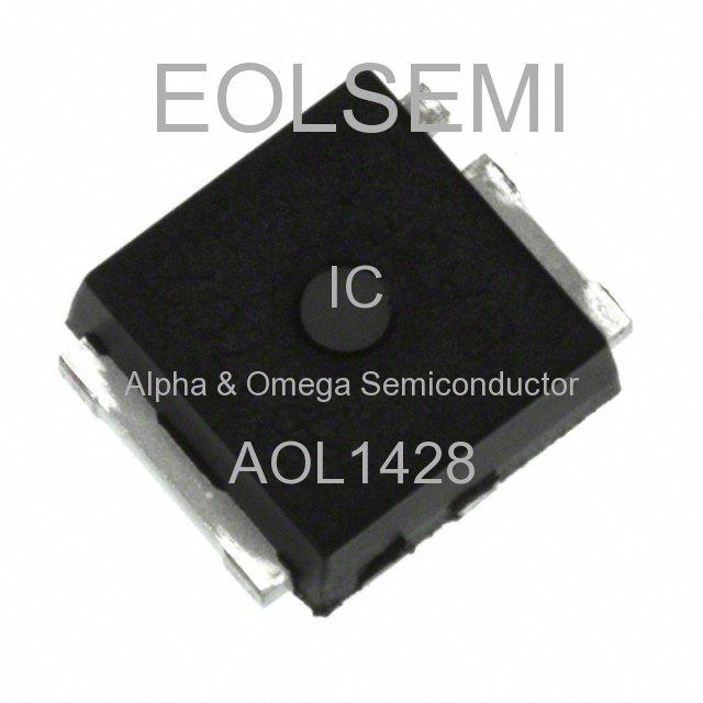 AOL1428 - Alpha & Omega Semiconductor
