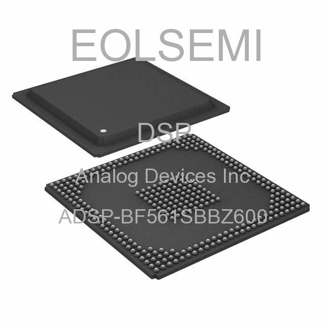 ADSP-BF561SBBZ600 - Analog Devices Inc