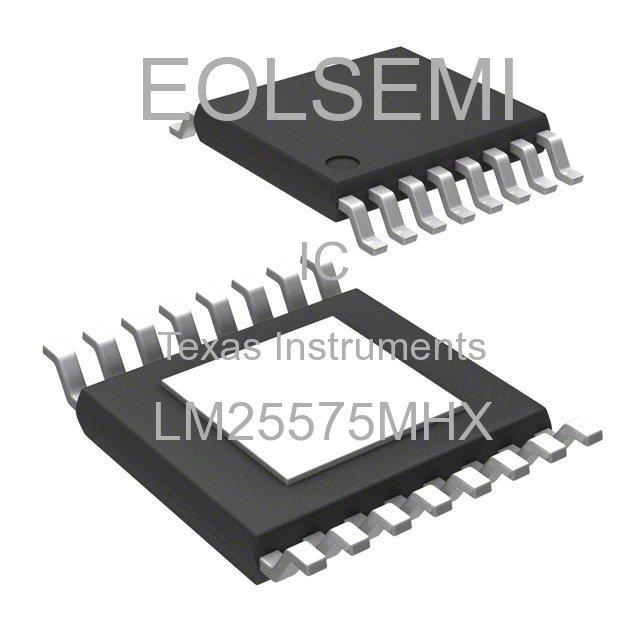 LM25575MHX - Texas Instruments