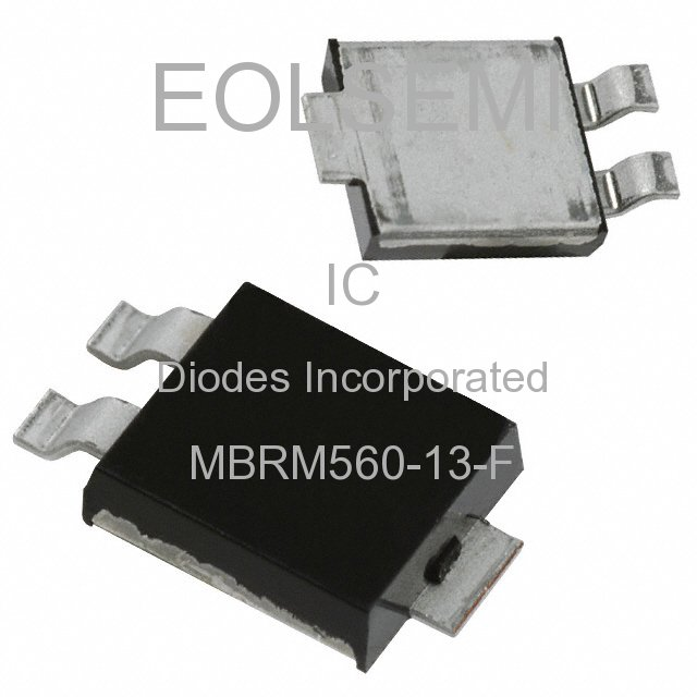 MBRM560-13-F - Diodes Incorporated