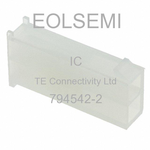 794542-2 - TE Connectivity Ltd - IC