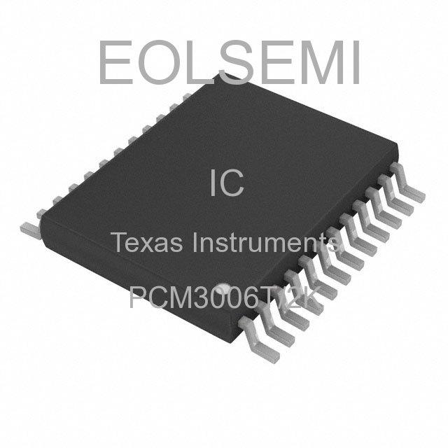 PCM3006T/2K - Texas Instruments