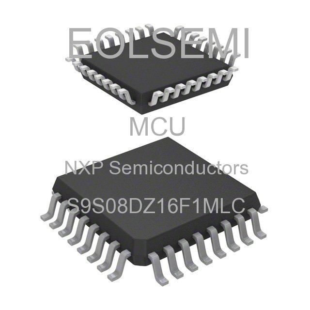 S9S08DZ16F1MLC - NXP Semiconductors
