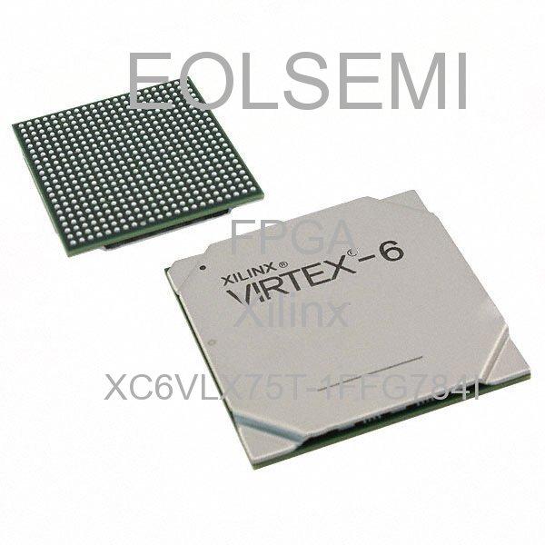 XC6VLX75T-1FFG784I - Xilinx