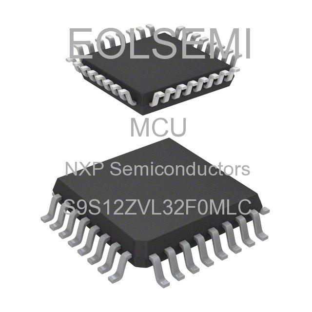 S9S12ZVL32F0MLC - NXP Semiconductors
