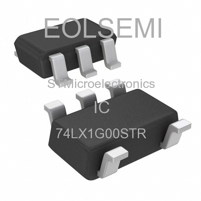 74LX1G00STR - STMicroelectronics - IC