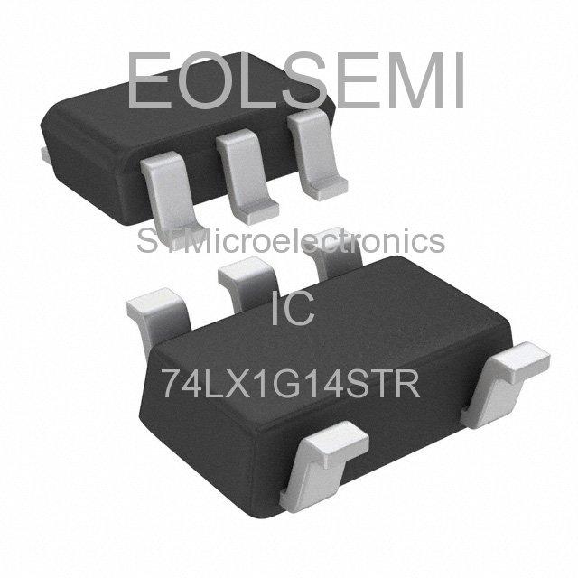 74LX1G14STR - STMicroelectronics - IC