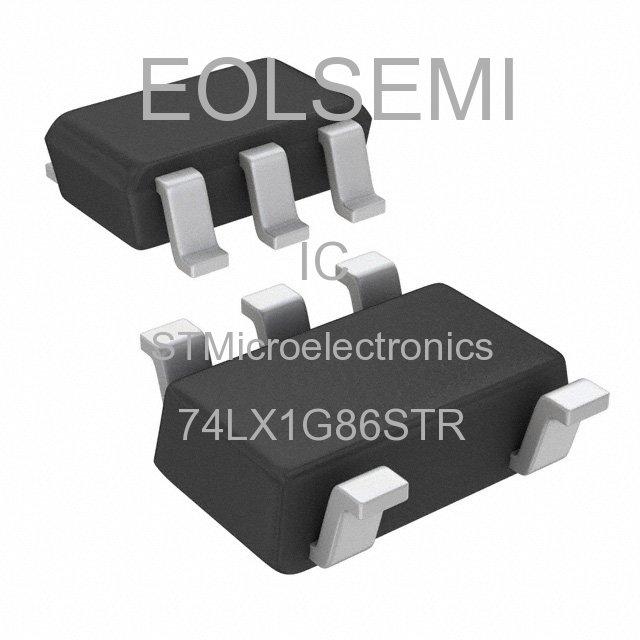 74LX1G86STR - STMicroelectronics -