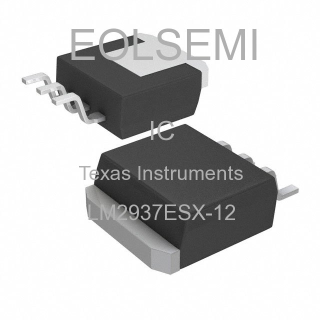 LM2937ESX-12 - Texas Instruments
