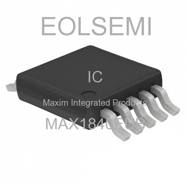 MAX1840EUB - Maxim Integrated Products