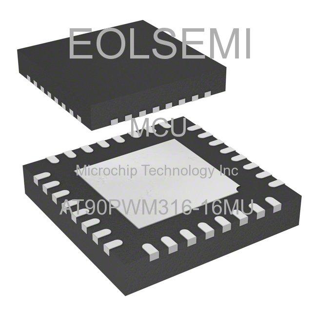 AT90PWM316-16MU - Microchip Technology Inc