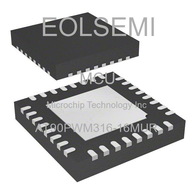 AT90PWM316-16MUR - Microchip Technology Inc