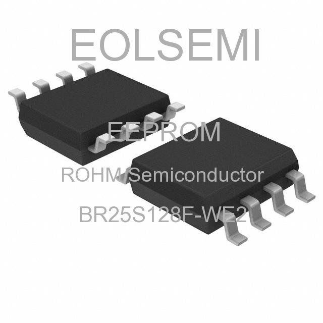 BR25S128F-WE2 - ROHM Semiconductor