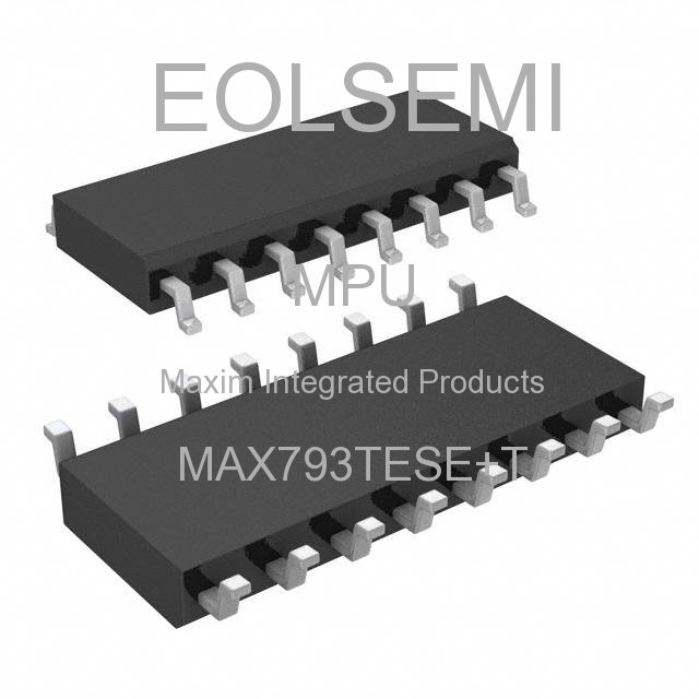MAX793TESE+T - Maxim Integrated Products
