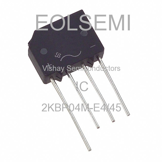 2KBP04M-E4/45 - Vishay Semiconductors - IC