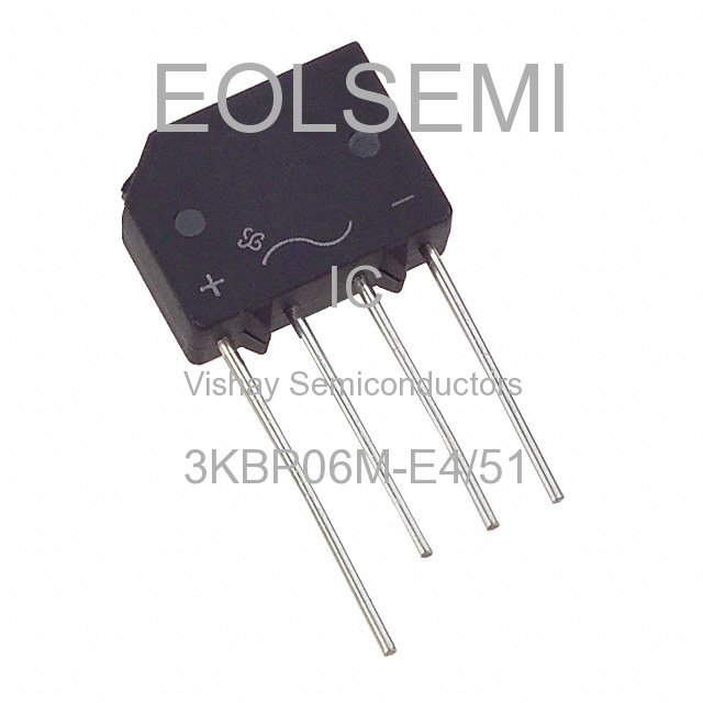 3KBP06M-E4/51 - Vishay Semiconductors - IC