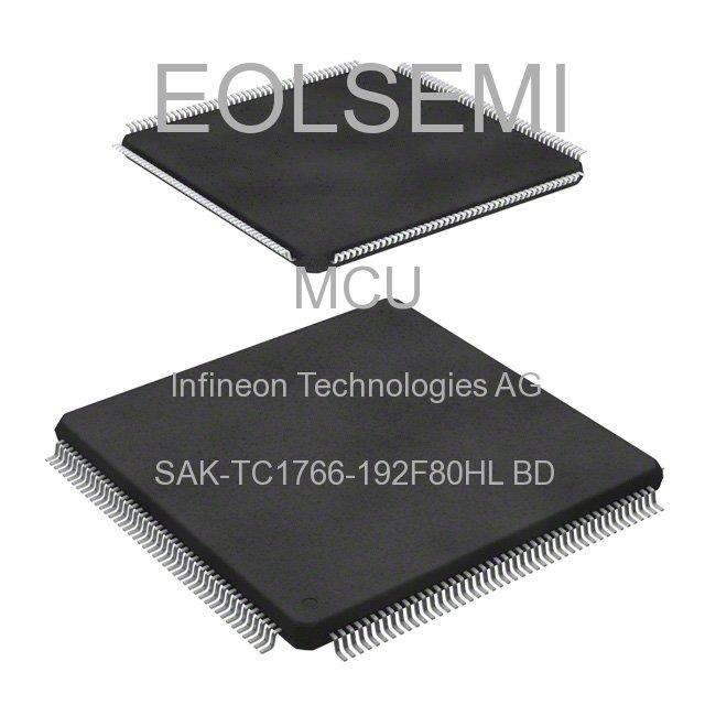 SAK-TC1766-192F80HL BD - Infineon Technologies AG