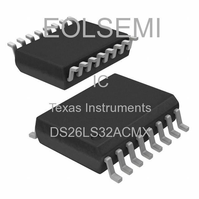 DS26LS32ACMX - Texas Instruments