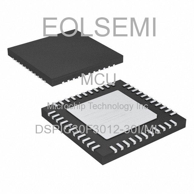 DSPIC30F3012-30I/ML - Microchip Technology Inc
