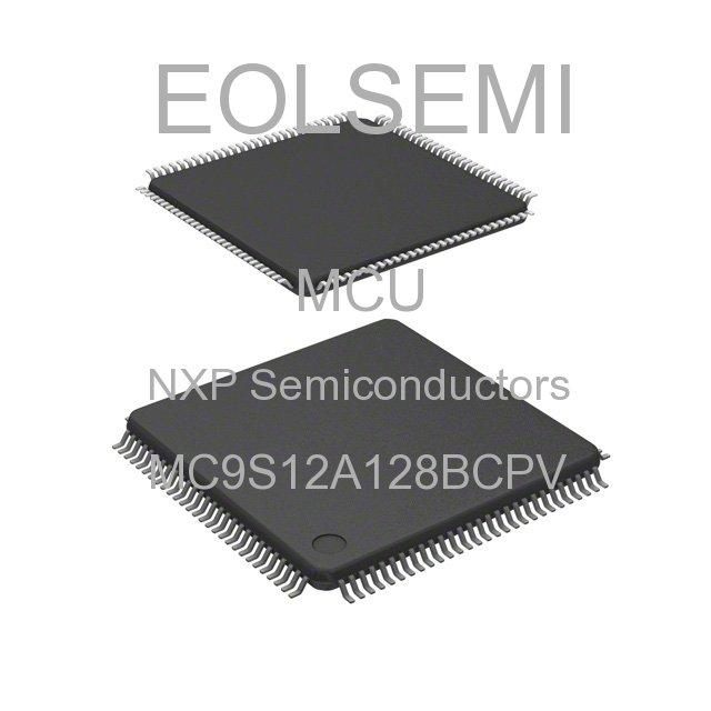 MC9S12A128BCPV - NXP Semiconductors