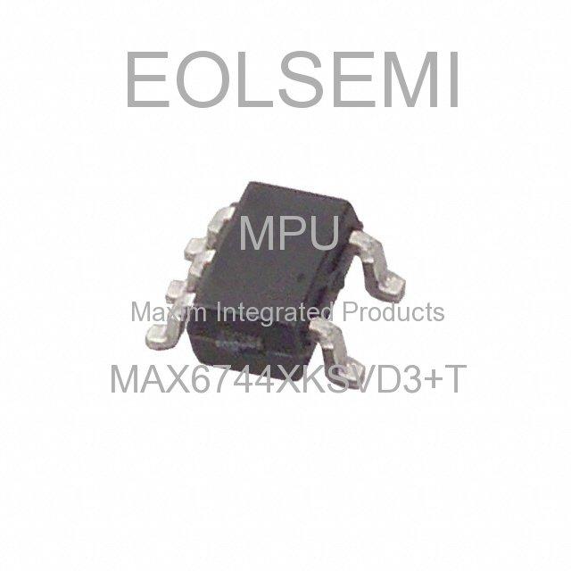 MAX6744XKSVD3+T - Maxim Integrated Products