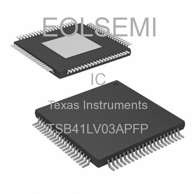 TSB41LV03APFP - Texas Instruments